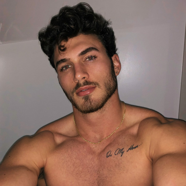 Michael Yerger sexy selfie