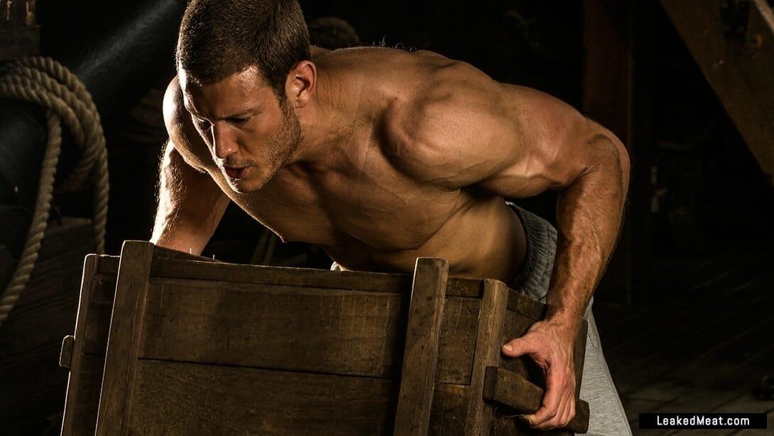 Tom Hopper hot body