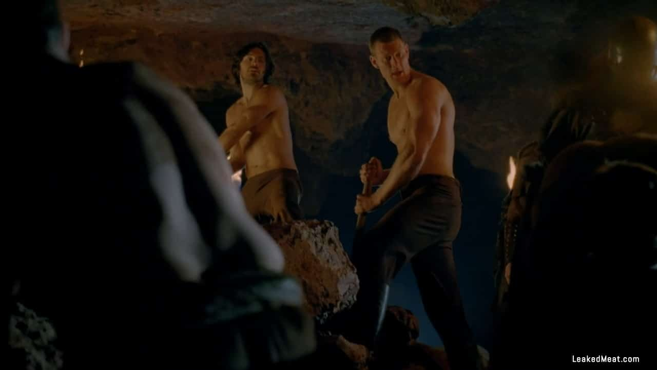 Tom Hopper sexy leaks