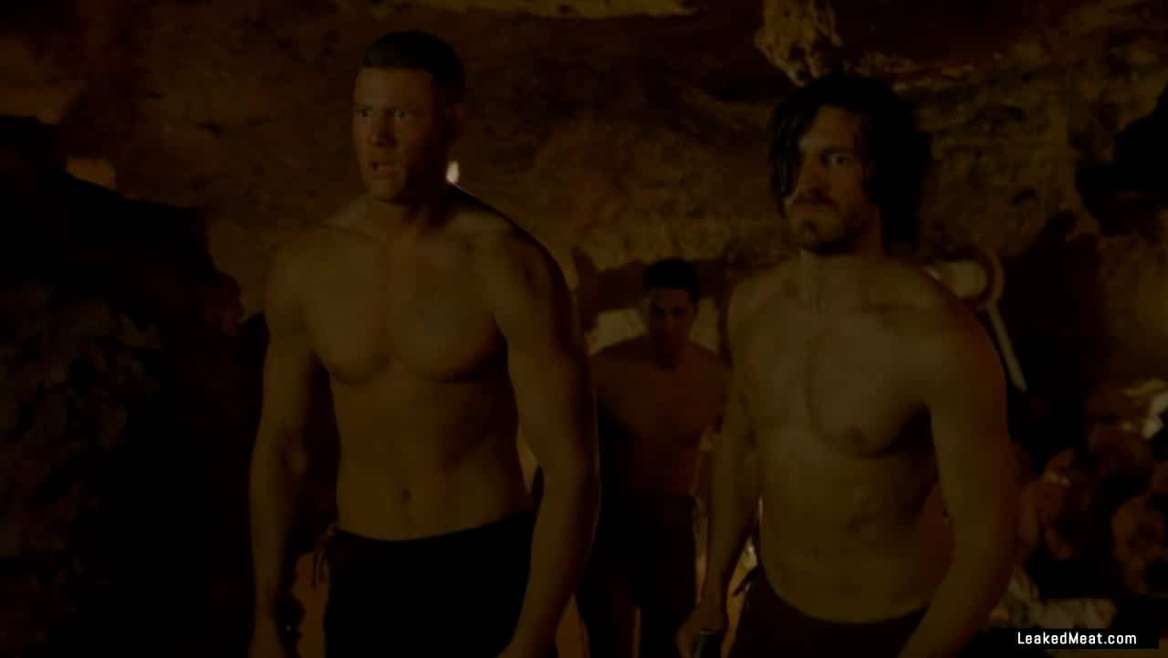 Tom Hopper sexy nude picture