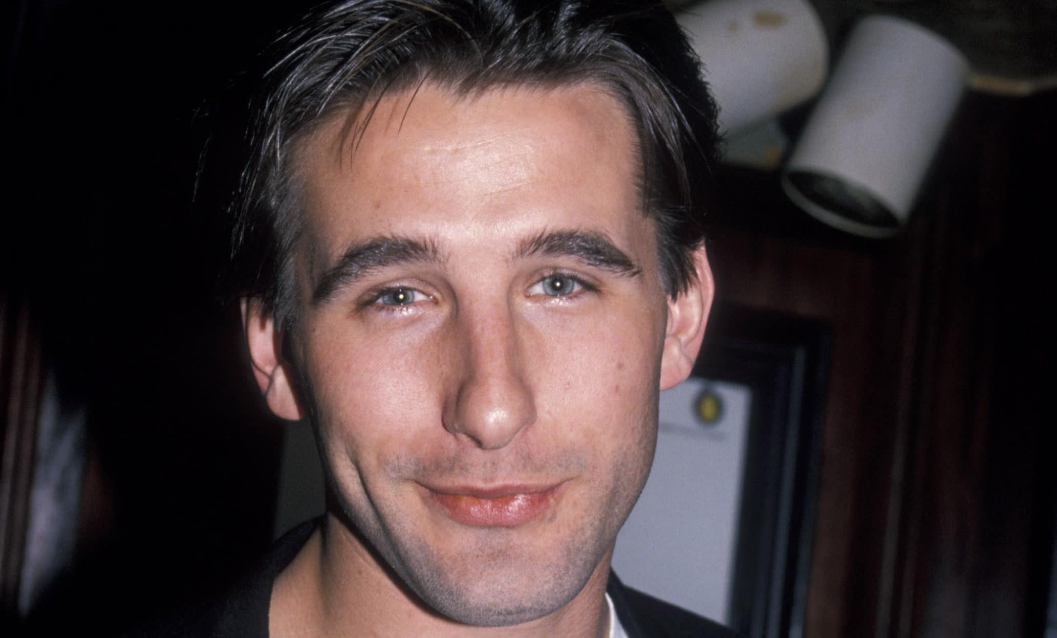 William Baldwin nude