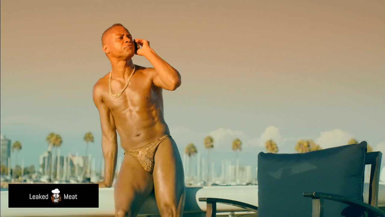 Cuba Gooding Jr leaked naked