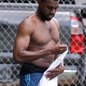 Kanye West sexy pic