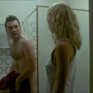Sam Worthington dick slip