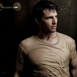 Tom Cruise muscles