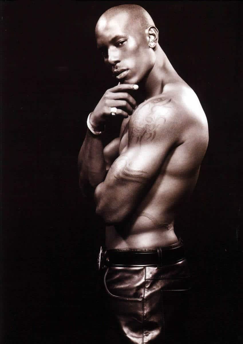 Tyrese Gibson sexy body