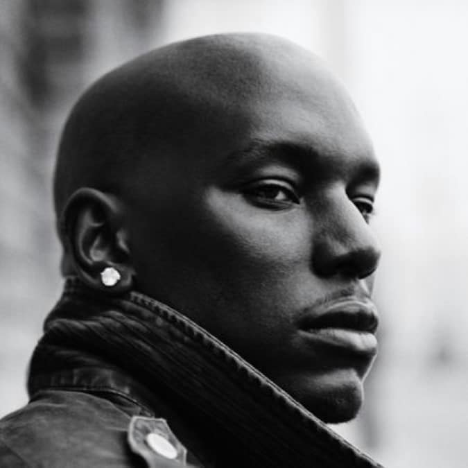 Tyrese Gibson nice muscles