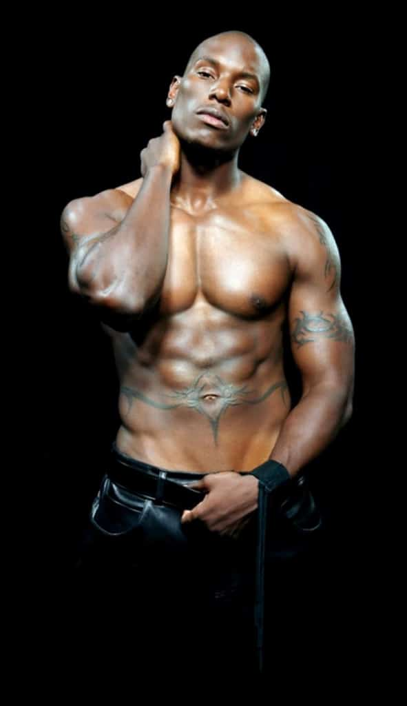Tyrese Gibson nudes