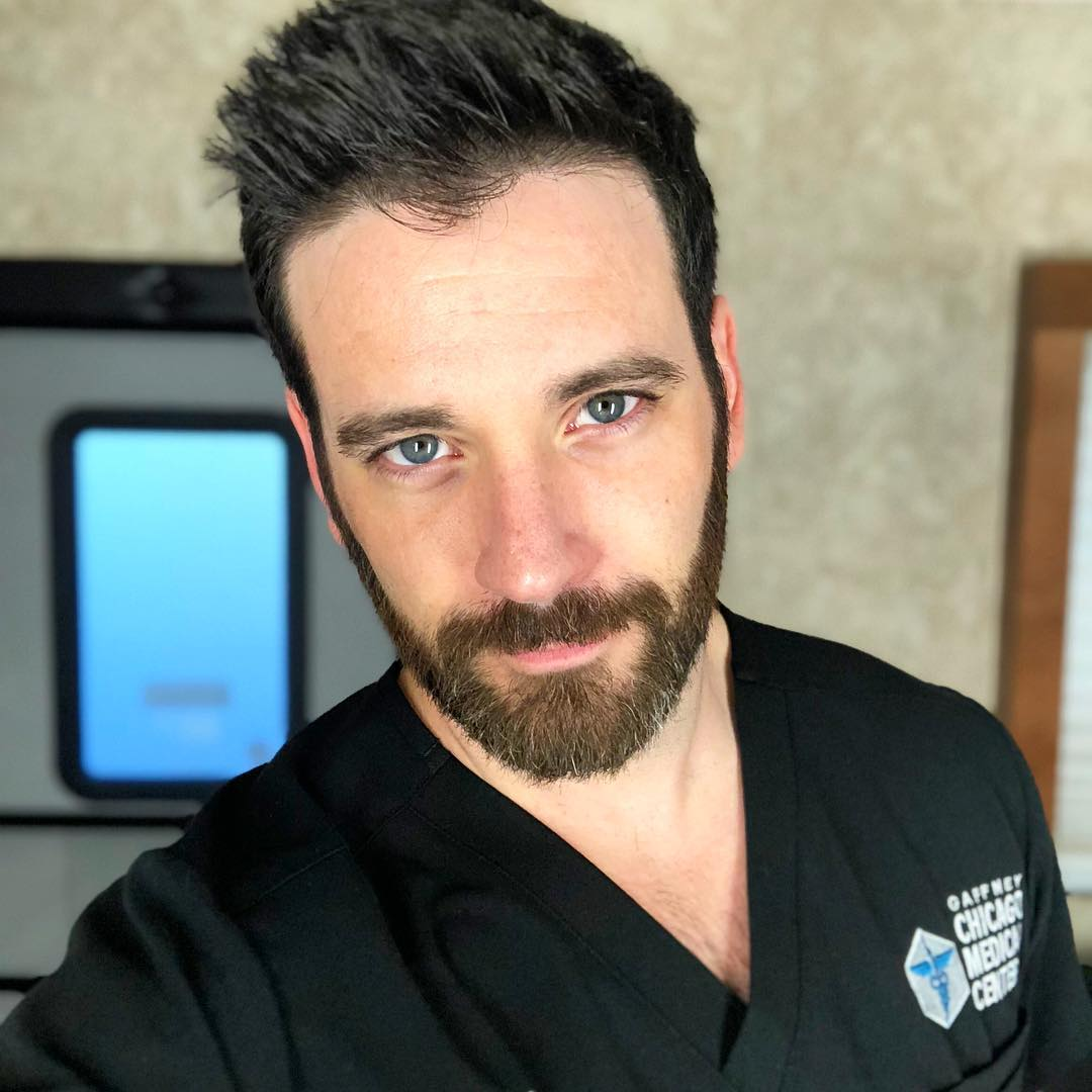 Colin Donnell leaked naked