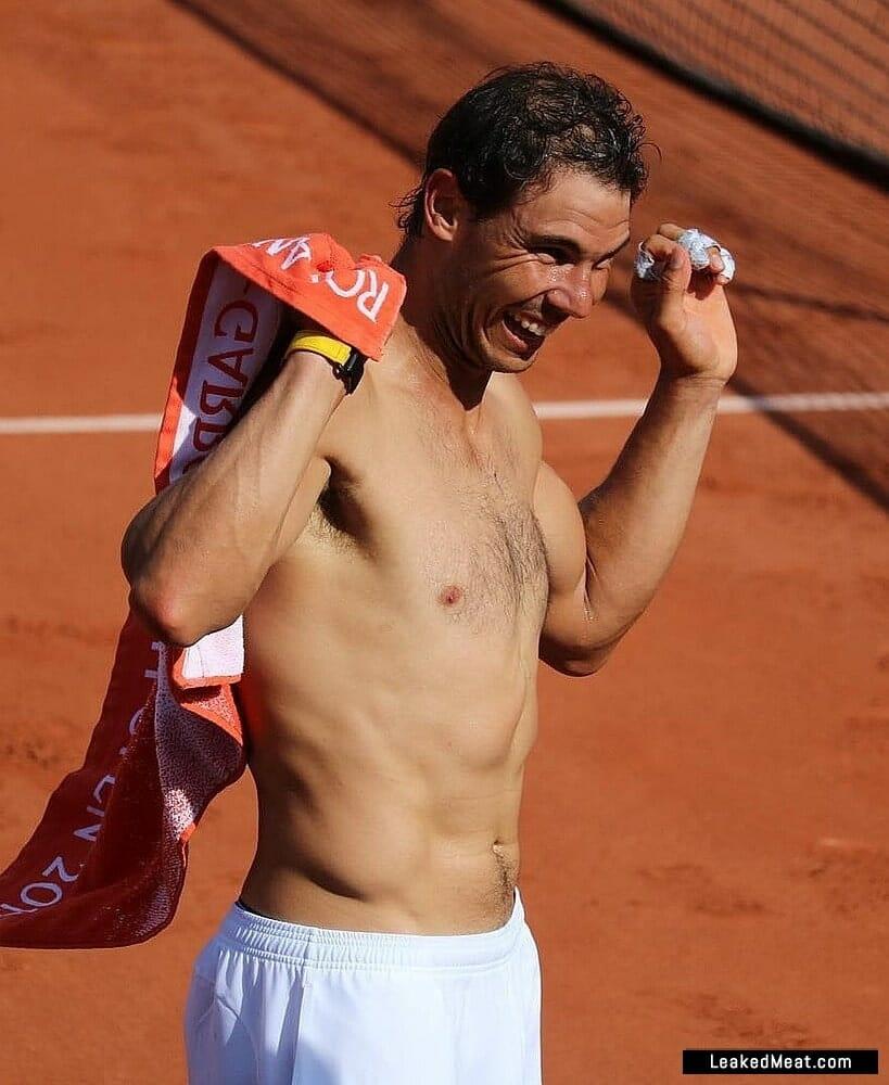 Rafael Nadal sexy leaks