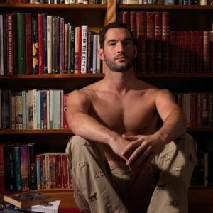Tom Ellis sexy leaks