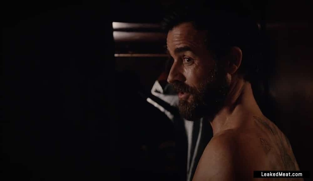 Justin Theroux hunk