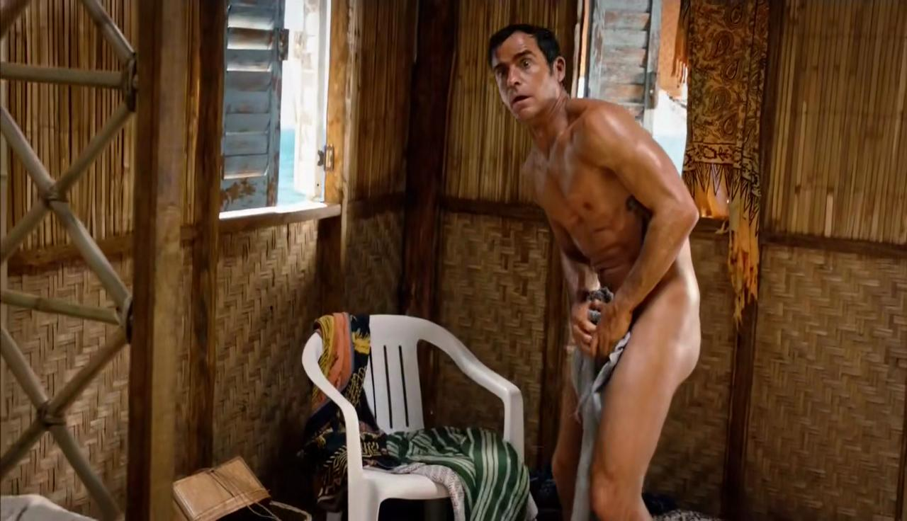 Justin Theroux leaked naked