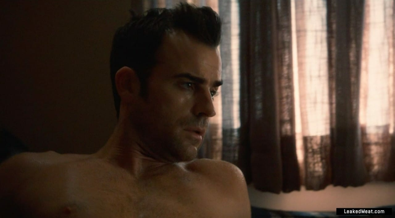 Justin Theroux nudes