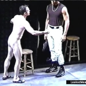 David Eigenberg bulge