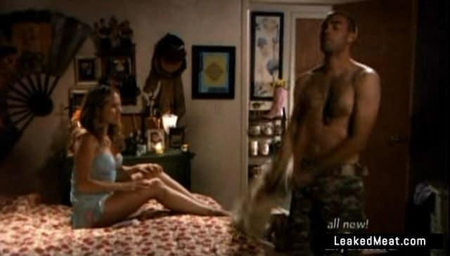 Drew Fuller uncensored nude pic