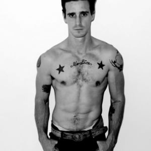 James Ransone naked body