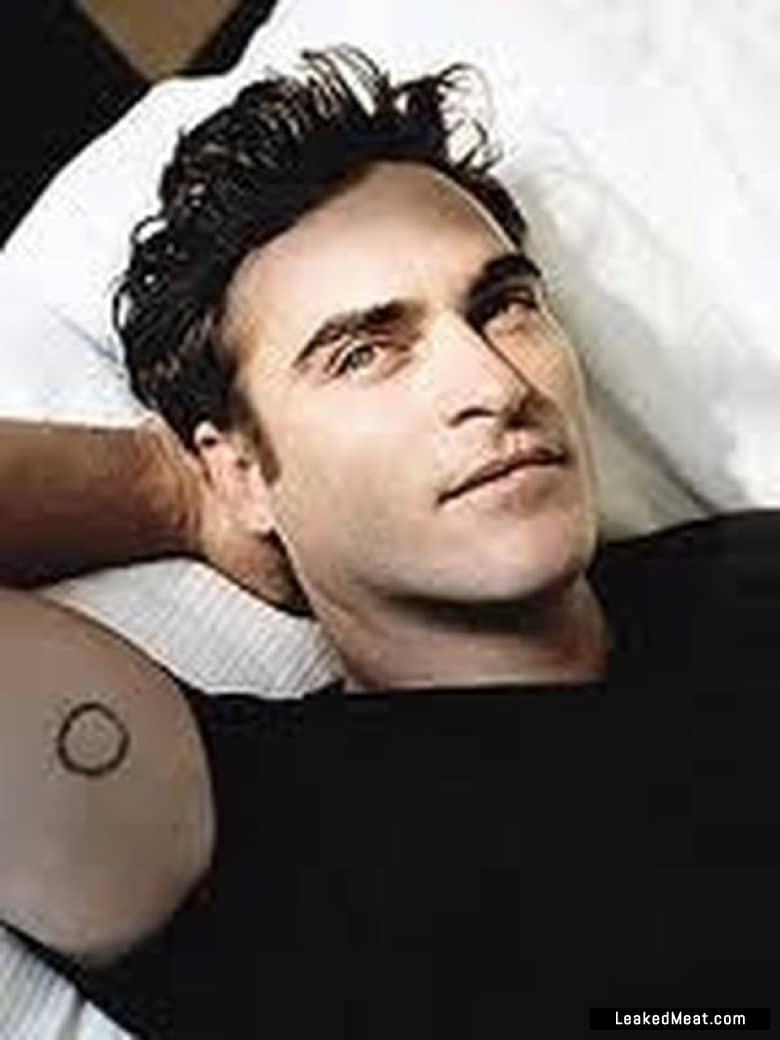 Joaquin Phoenix muscles