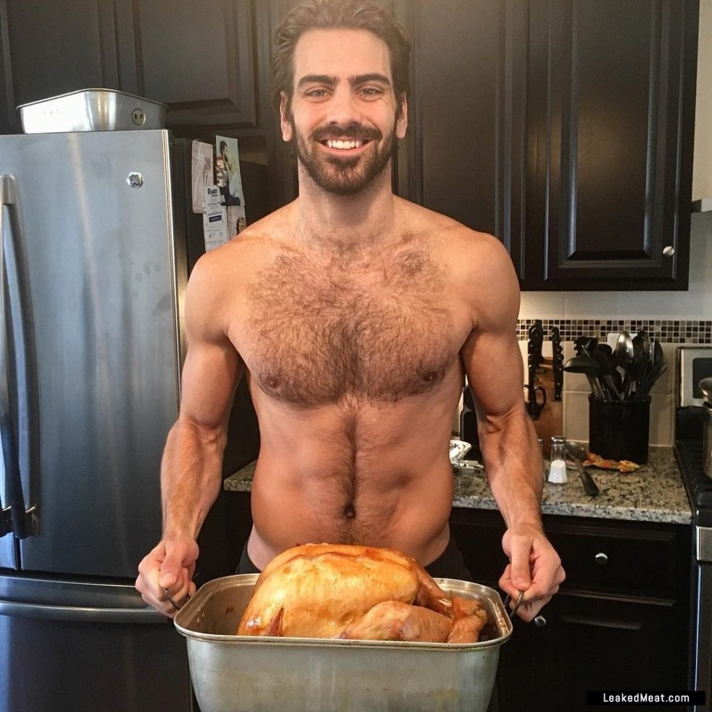 Nyle DiMarco nudes