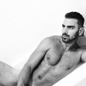 Nyle DiMarco shirtless pic