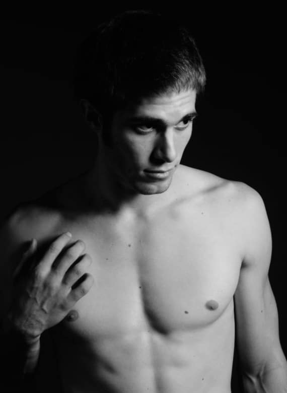 Blake Jenner shirtless and sexy