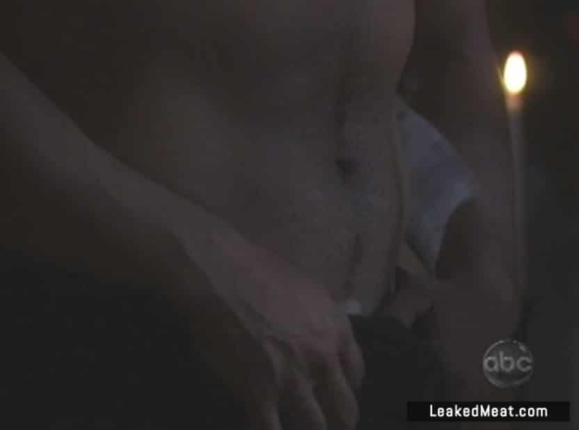 Greg Vaughan penis exposed