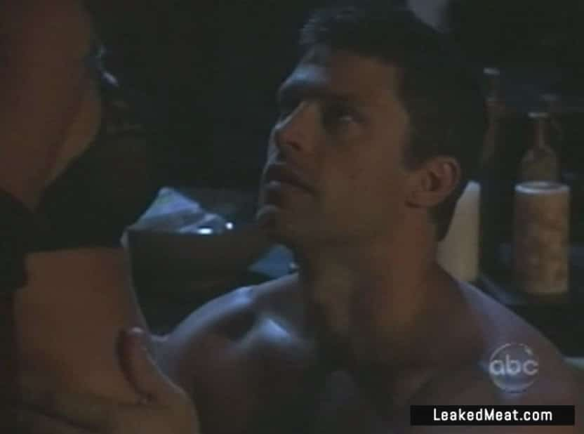 Greg Vaughan shirtless pic