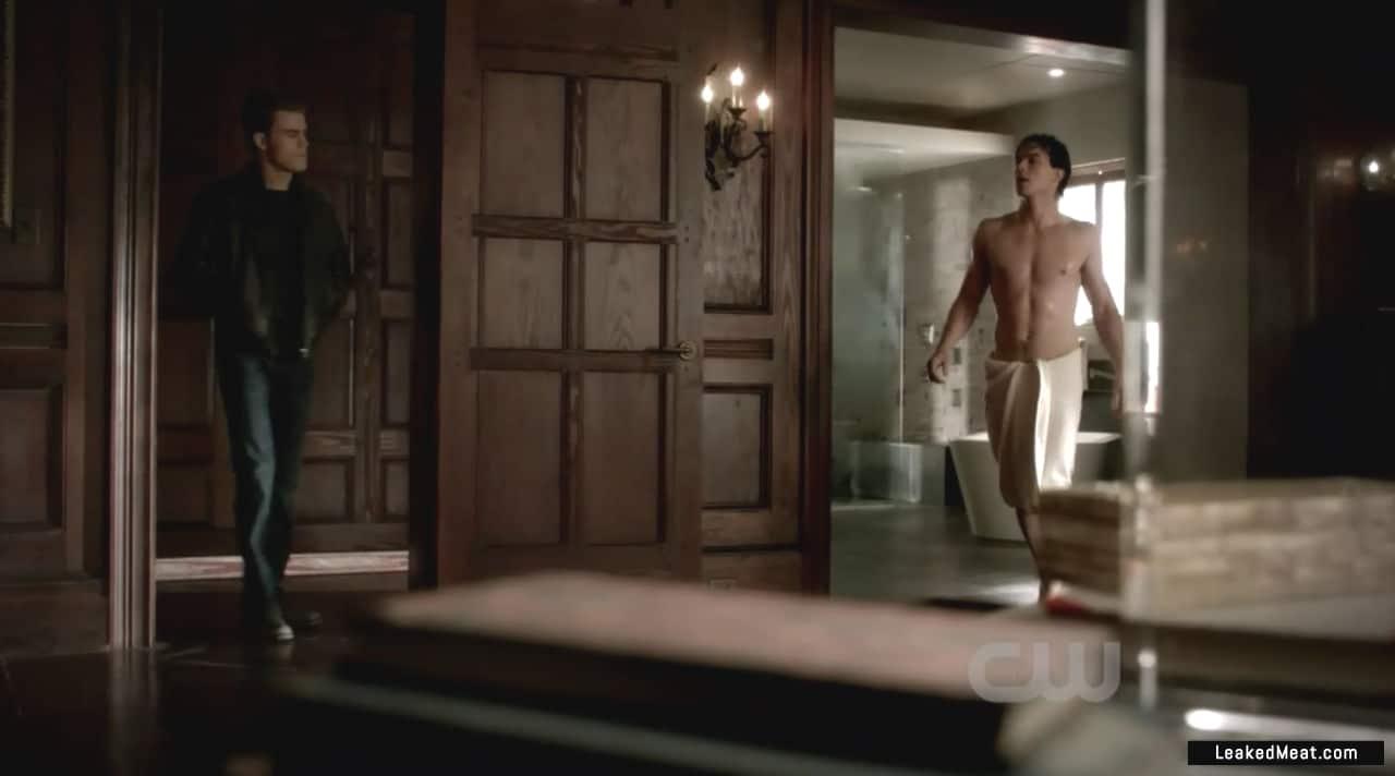 Ian Somerhalder chest