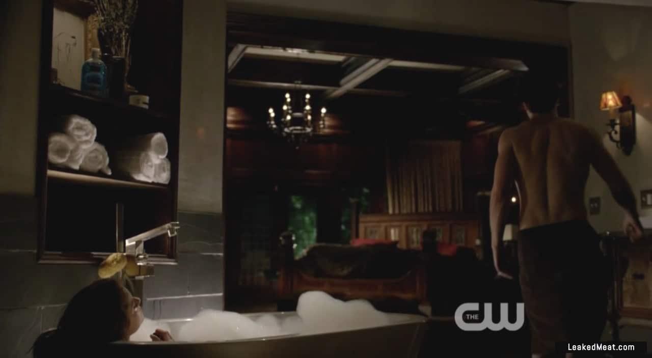 Ian Somerhalder leaked naked