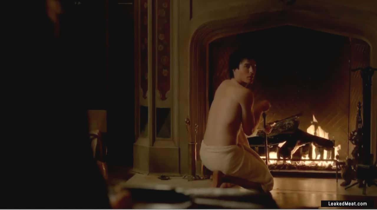 Ian Somerhalder nudes