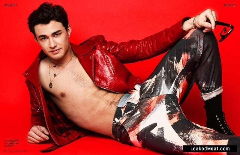 Gavin Leatherwood hot body