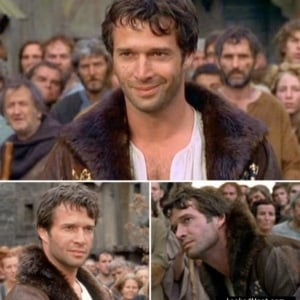James Purefoy chest