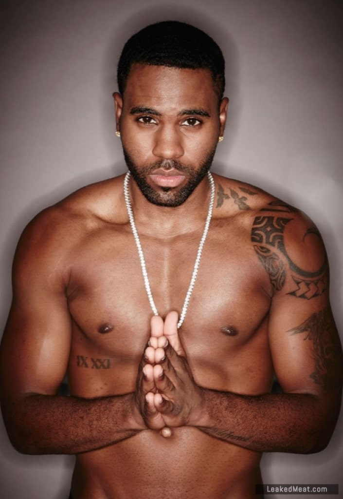 Jason Derulo hard dick