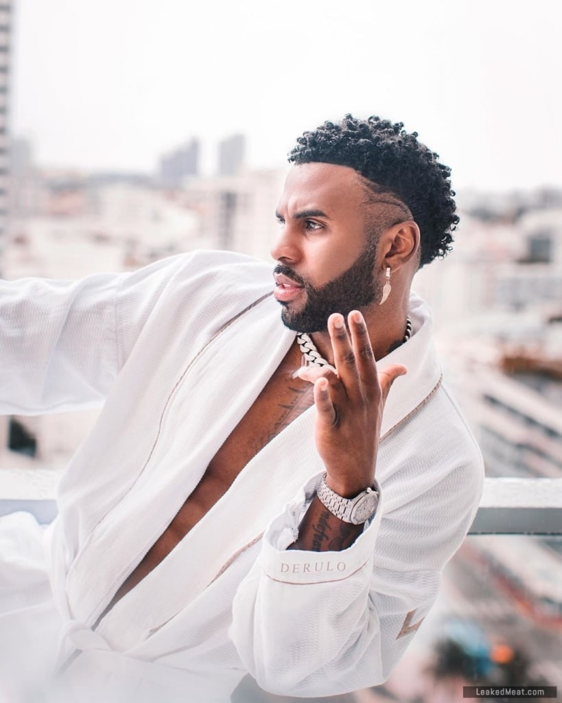Jason Derulo hot singer