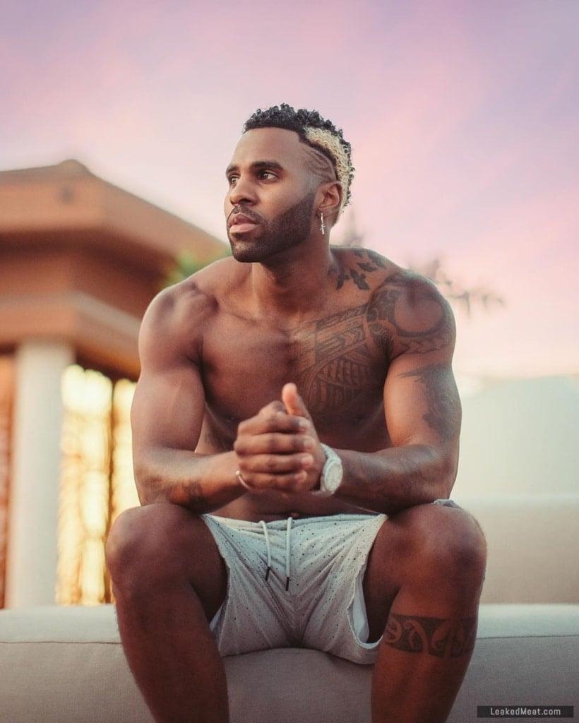 Jason Derulo nudes