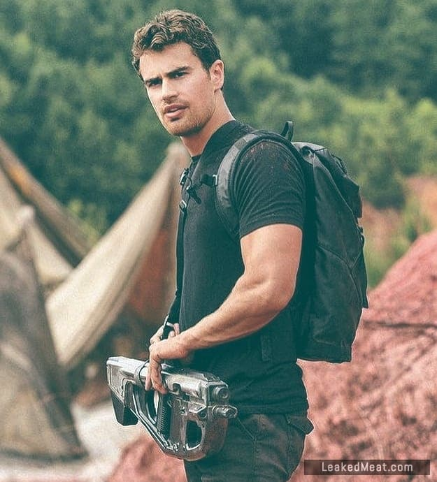 Theo James so hot