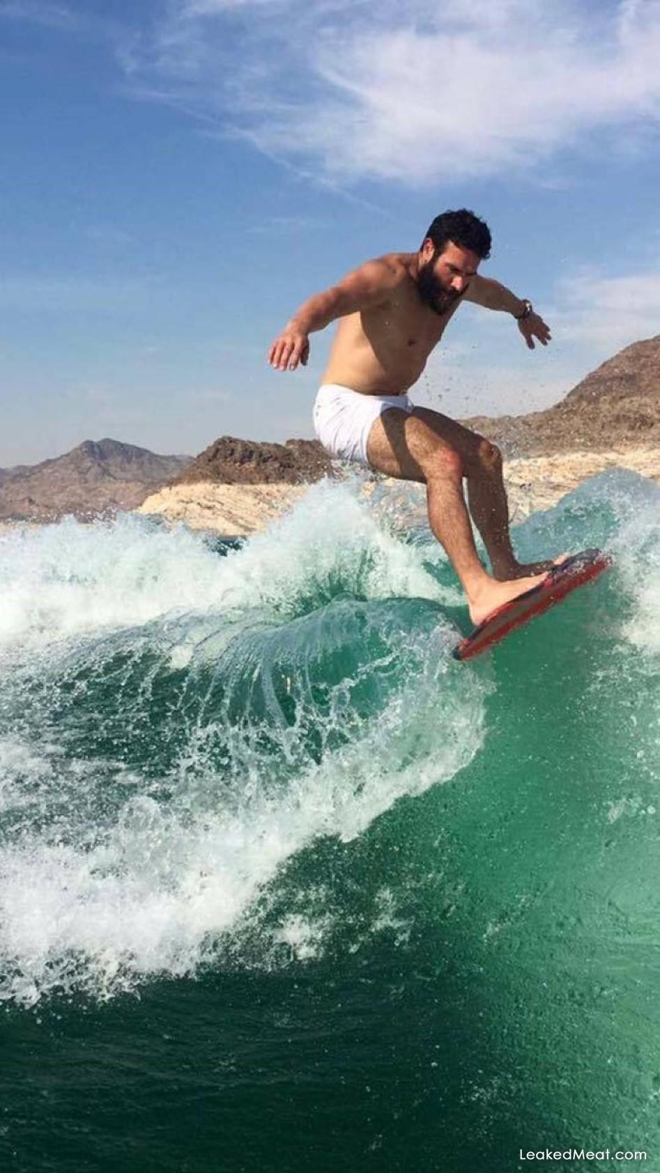 Dan Bilzerian extreme sports