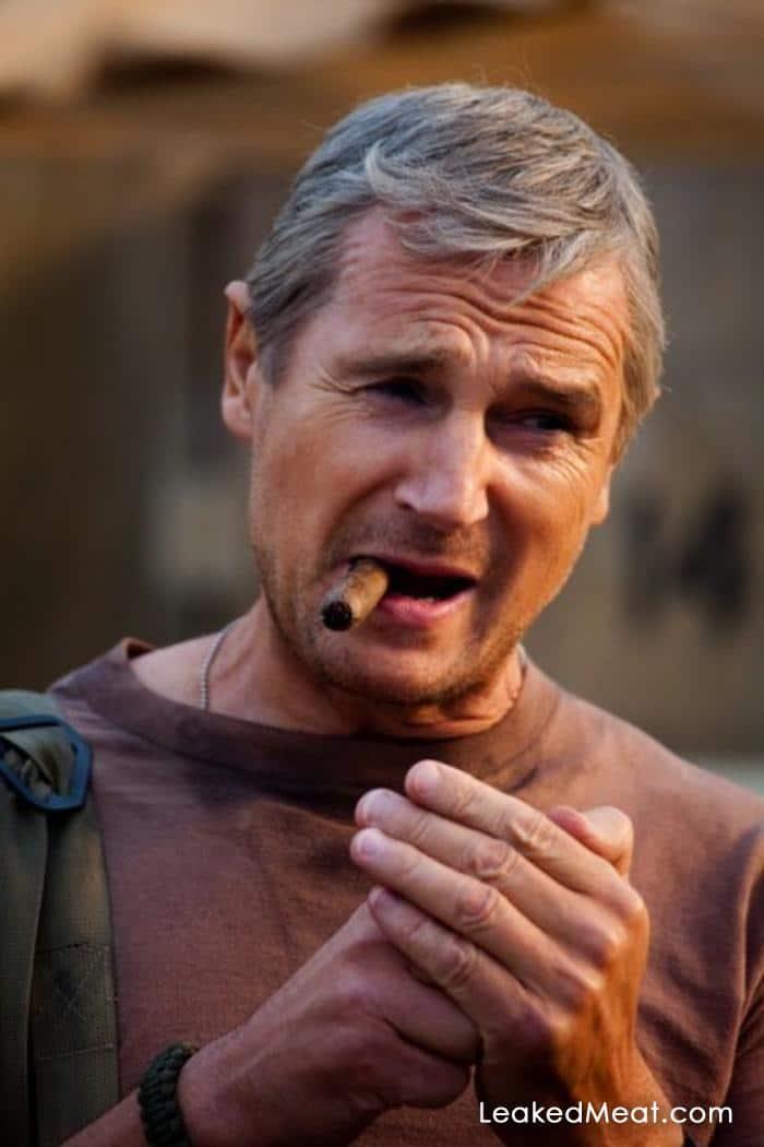 Liam Neeson fappening leak