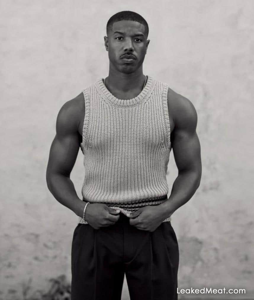Michael B. Jordan hot