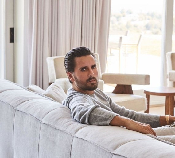 Scott Disick hot