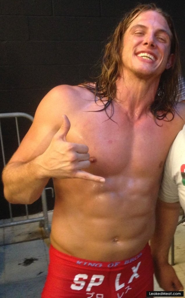 Matt Riddle | LeakedMeat 1