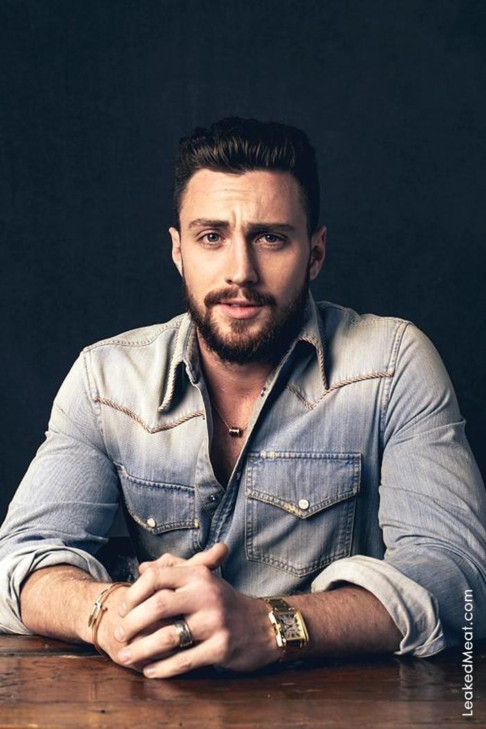 Aaron Taylor-Johnson | LeakedMeat 7