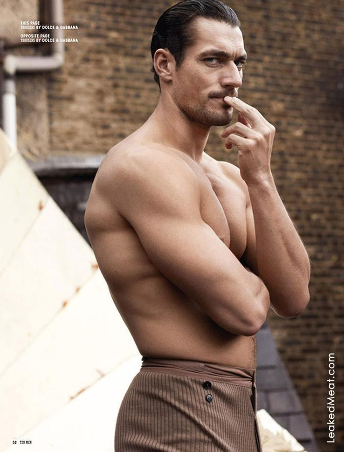 David Gandy | LeakedMeat 27