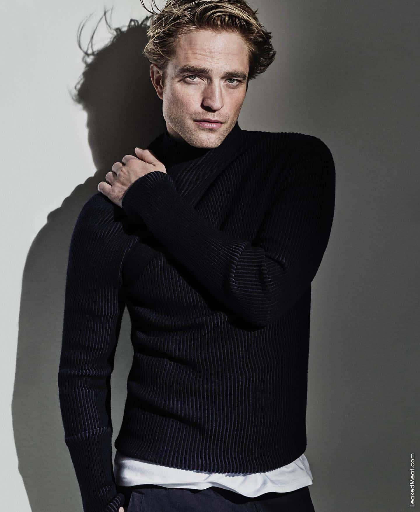 Robert Pattinson | LeakedMeat 12