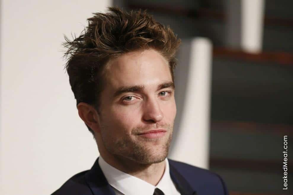Robert Pattinson | LeakedMeat 6