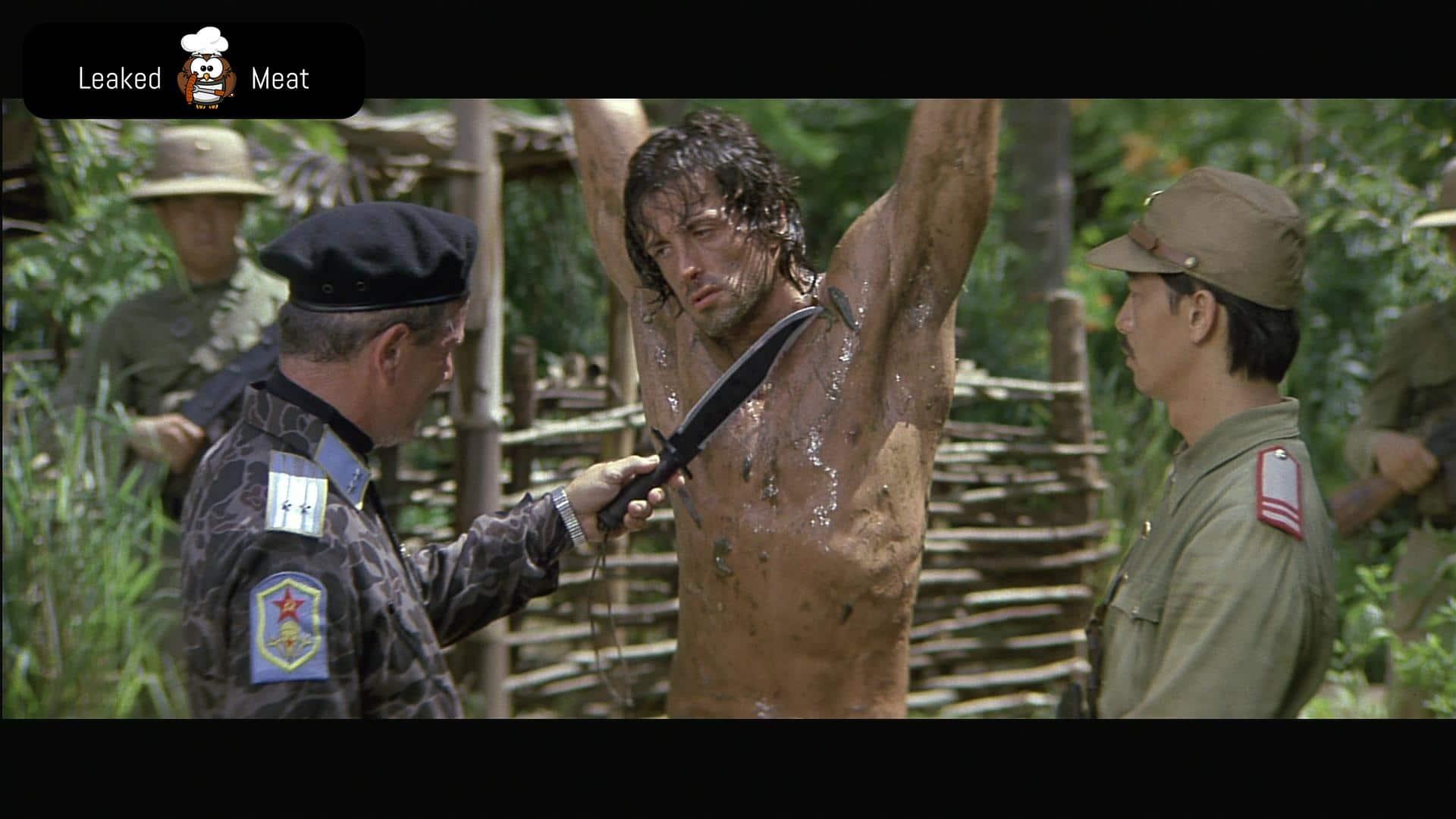 Sylvester Stallone | LeakedMeat 45