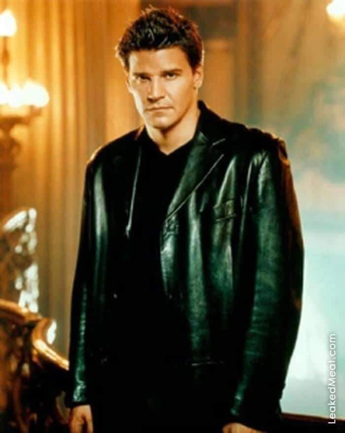 David Boreanaz | LeakedMeat 56