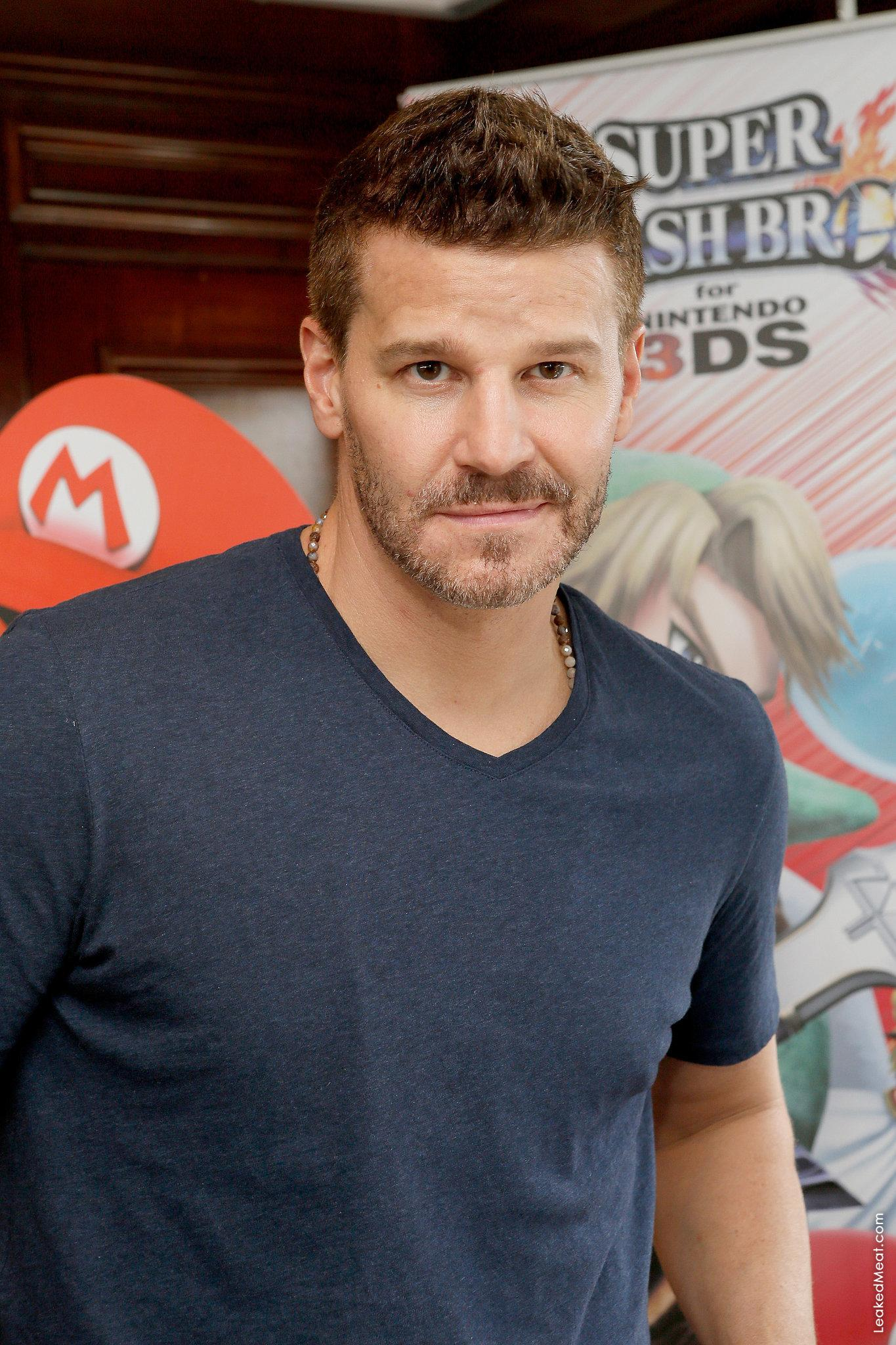 David Boreanaz | LeakedMeat 59