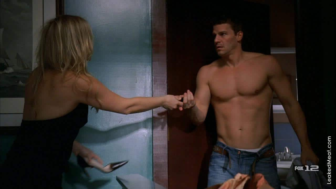 David Boreanaz | LeakedMeat 6