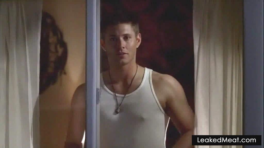 Jensen Ackles   LeakedMeat 39